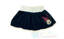 Neu! Minnie Mouse Rock reine Baumwolle Gr.80/86/92/98/104/110/116/122