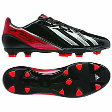 ADIDAS MESSI F10 TRX FG FIRM GROUND SOCCER MICOACH COMPATIBLE SHOES BLACK
