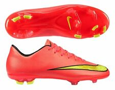 NIKE MERCURIAL VICTORY V CR7 FG JR FIRM GROUND SOCCER SHOES KIDS Hyper Punch
