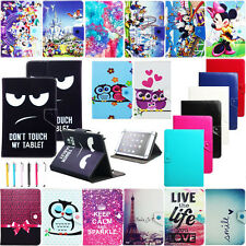 Universal Leather Case Cover For 10.1'' Google Android 4.4 KitKat A33 Tablet PC