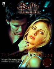 The Watcher's Guide by Christopher Golden and Nancy Holder (1998, Paperback,...