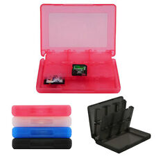 28-in-1 Game Card Case Holder Cartridge Storage Box for Nintendo DSI/DSXL/3DS GA