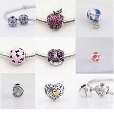 Authentic Sterling 925 silver charms / Pendants / Clips for European bracelets