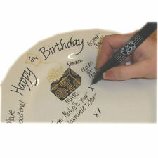 18th, 21st, 30th, 40th and 50th Birthday Signature Plates