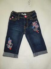 New Girl's Children's Place Embroidered Jeans Sizes 6-9m & 2T - NWT