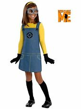 Female Minion Costume for Kids