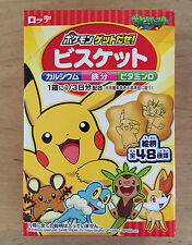 Pokemon Biscuit, by Lotte, 37g, Japan Snack