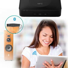 NFC Bluetooth Desktop Home Audio Receiver MIC for Sound System Wireless Speak KK