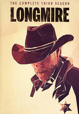 Longmire: The Complete Third Season (DVD, 2015, 2-Disc Set)
