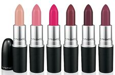 NIB MAC Cosmetics A Novel Romance Collection Lipsticks- Your Choice