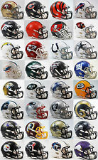 Riddell NFL Mini Revolution Speed Replica Football Helmet * Pick Your Team *