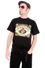 Vince Ray Ouija T-Shirt Rockabilly Psychobilly Punk By Omen Clothing