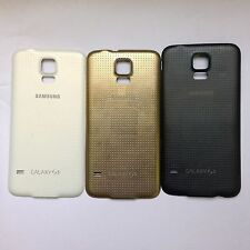 Original OEM Battery Back Door Cover For SAMSUNG Galaxy S5 3 COLORS Waterproof