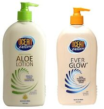 (1) Ocean Potion EverGlow Lotion OR Aloe Lotion 20.5 Daily After Sun Care U Pick