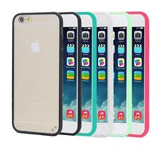 New Hard Back Cover Case for Apple iPhone 5 5S 6 with FREE Screen Protector