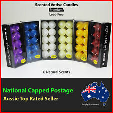Votive Candles Scented Candle Bulk Prayer Wedding Function Coloured
