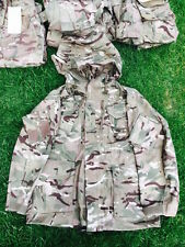 British Army Multicam MTP PCS Windproof Smock