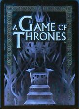 A Game of Thrones - A Song of Twilight  121 - 145 -  Pick Game of Thrones CCG