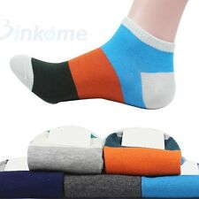 Low Cut Ankle Socks Cotton Mens Sport Socks Summer 1 Pair High Quality
