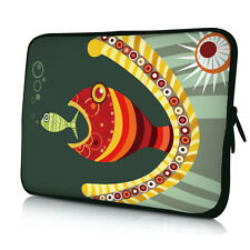 "Colorful Fish 15"" 15.4"" 15.5 15.6 Notebook Laptop Neoprene Sleeve Bag Case Cover"