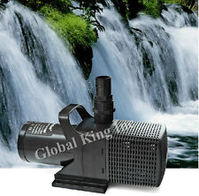 220V Fish Pond Pump Water Fountain Waterfall Pump 1585-2642GHP Submersible Pump
