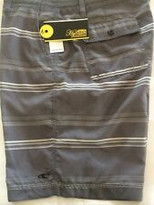 oneill board short men's hybrid reflex swimming short and walking 20 inches long
