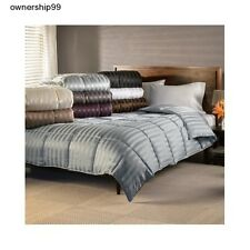 Down Alternative Comforter Reversible Microfiber Twin Full Queen King Bedding
