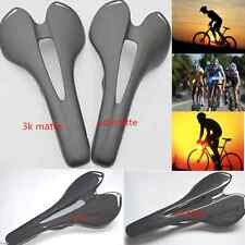 Full Carbon Fiber MTB Road Mountain Bike Bicycle Cycling Seat Saddle Cushion Pad