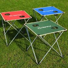 Portable Folding Camping Picnic Table Desk Party Kitchen Outdoor Garden Beach DL