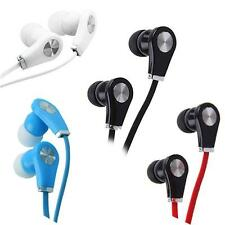 Chic 3.5mm Stereo In-ear Earphones Earbuds Handsfree Headset For PC MP3 Samsung