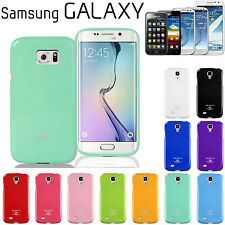 Best Soft TPU Case for Samsung Galaxy S6 Edge S5 S4 S3 Note 4 3 2 A5 A7 ALPHA