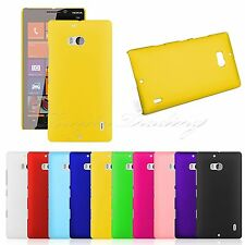 Untra Slim Frosted Matte Snap On Hard Plastic Back Case Cover F Nokia Lumia 930