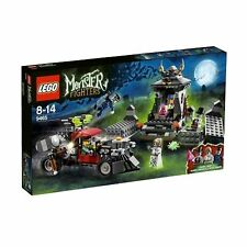 Lego The Zombies (9465) New Sealed