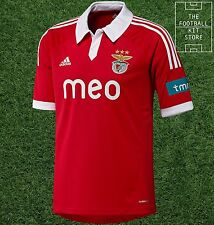 Benfica Home Shirt - Official Adidas SL Benfica Football Shirt - All Sizes