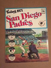 1971 Dell San Diego Padres Stamp Set & Album COMPLETE