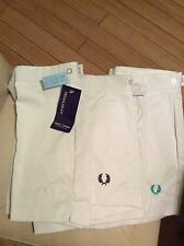 FRED PERRY TENNIS SHORTS