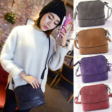 Fashion Womens Handbags Scrub Shoulder Bag Leather Purse Satchel Messenger Bag