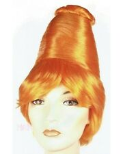 1960s Beehive Better Bargain Version Hair B-52 Style Lacey Costume Wig Bangs