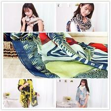 Hot Christmas Gift Autumn Winter Voile Women Clothes Scarves Scarf Shawl C387-90