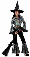 Hip Witch Child Sassy Jazzy Girls Halloween Witch Costume California costume New