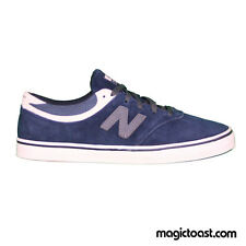 New Balance Numeric Quincy Skateboard 254 Shoes Navy Suede