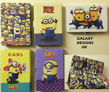 "Despicable me Universal Leather Stand Case Cover 7"" 7 Inch Tab Android Tablet PC"