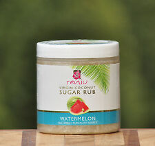 Reniu Coconut Sugar Rub  227g organic virgin coconut oil by Pure Fiji FREE POST