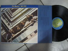 """THE BEATLES 1967 - 1970 BLUE APPLE LP RECORD 12"""" DOUBLE w/INNERS"""