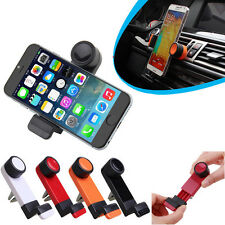 Universal Portable Cell Phone Car Air Vent Mount Stand Holder Cradle GPS Bracket