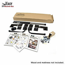Murphy Wall Bed Vertical Style Hardware Construction DIY Kit - 3 Sizes Available
