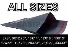 GREY MAILING MAIL BAGS SACKS robust packaging for Postal parcels *ALL SIZES*