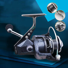 11 BB Bearings Metal Spinning Reels Sea Saltwater Fishing Reel Speed Gear Spool