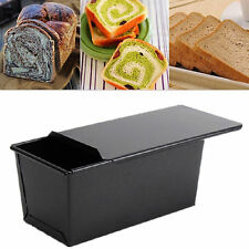 Large Rectangle Nonstick Box Tin Kitchen Loaf Bread Cake Pastry Baking Bakeware