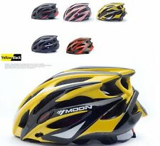 Adult  MOON Helmet Outdoor Bicycle Cycling with Snap-on Visor Use Mountain Road